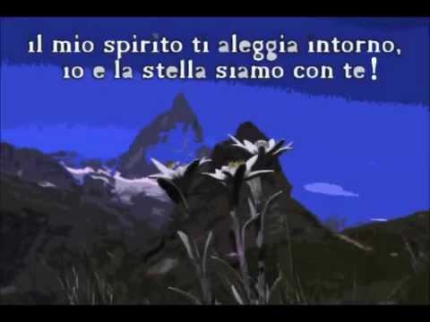 STELUTIS ALPINIS - Canto alpino della prima guerra mondiale