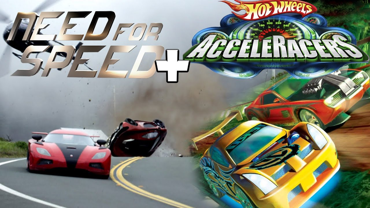 Need For Speed + Hot Wheels Acceleracers - Trailer Mashups ...