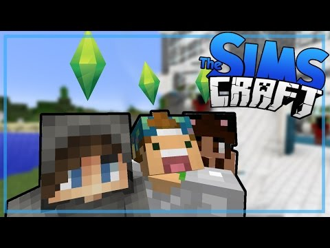 I HAVE ARRIVED! - SimsCraft - Ep.1