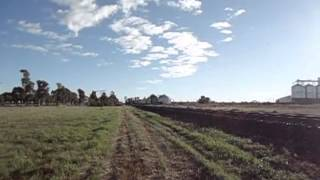 Texas to Moree and Wallangarra road trip. John Coyle video.