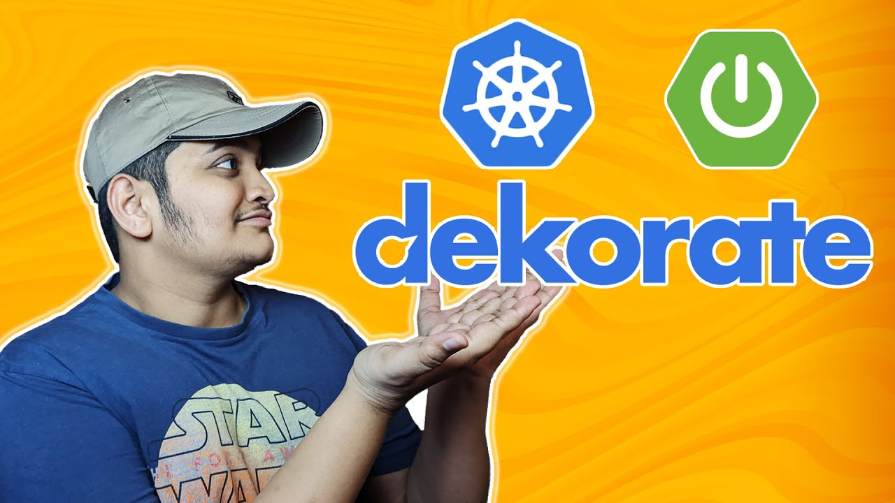 Dekorate: Generating Kubernetes Manifests in Spring Boot
