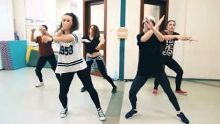 Trey Songz – Foreign.Hip Hop by Таня Ильченко. All Stars Workshop 02.2016