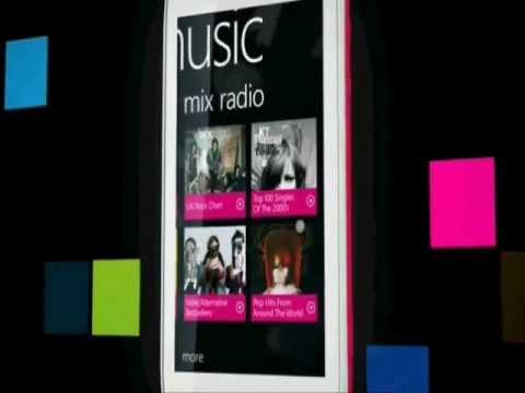 Smartphone Nokia Lumia 710 MUSICA – MARCELLOVOICE
