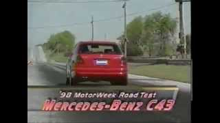 Mercedes-Benz w202 Test-Drive 1998