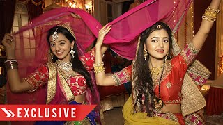 Exclusive: Swara And Ragini Teach Dance Steps With Their Dupatta | Swaragini | Interview