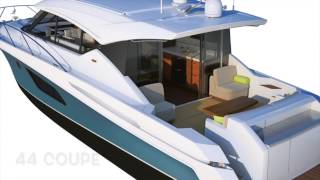 Tiara 44 Coupe Intro