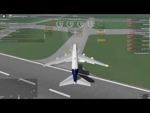 FlightLine 747 Flight