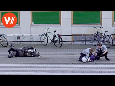 Incident by a bank  A short film by Ruben Östlund  wocomoMOVIES