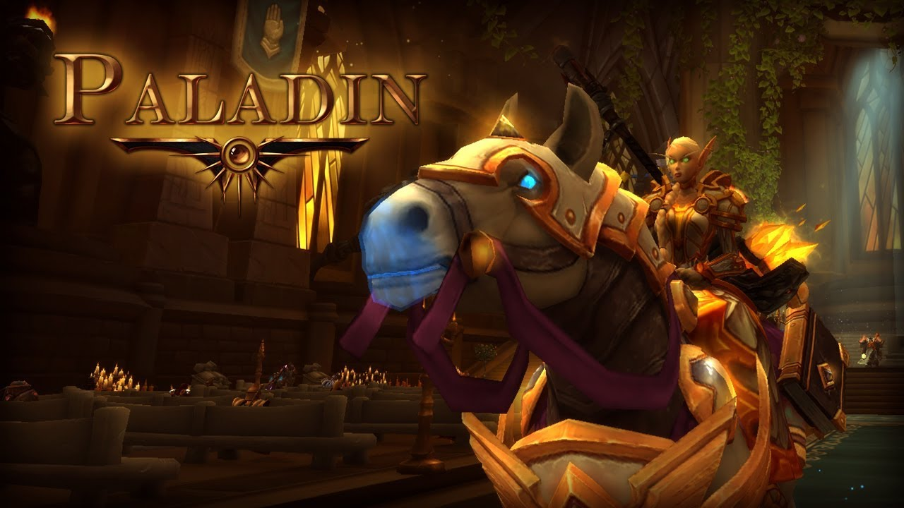 Patreon September Complete – Paladin UI – the misty teahouse