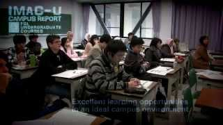 Campus Report:IMAC-U(International Mechanical & Aerospace Engineering - Undergraduate Course)