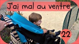 Vlog famille - J'ai mal au ventre