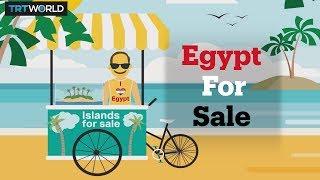 Behind the Egypt-Saudi Deal