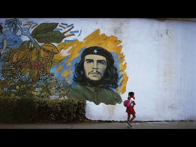 From Argentina to Greece: The Legacy of Che Guevera