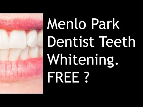 Teeth Whitening Menlo Park CA | Fast and Affordable Teeth Whitening