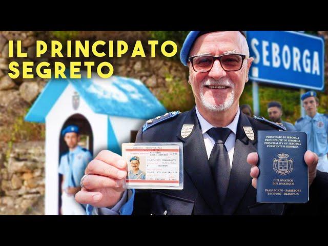 SEBORGA - LO STATO SEGRETO IN ITALIA