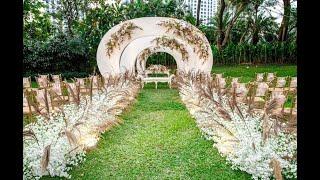 Intimate Wedding at AYANA Midplaza JAKARTA