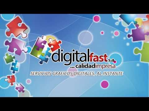 Servicios Graficos e Impresion en Panama Digital Fast