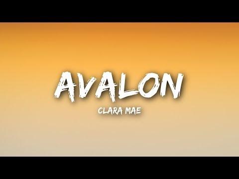 Clara Mae - Avalon (Lyrics / Lyrics video)