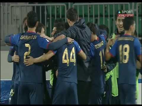 Superliga. Neftchi - Bunyodkor 0:1. O'yin sharhi CHAMPIONAT.ASIA