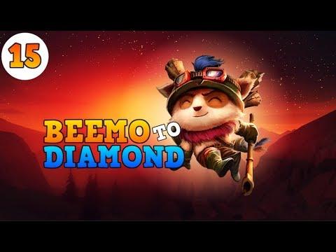 HOW GOOD AM I? - Teemo to Diamond #15