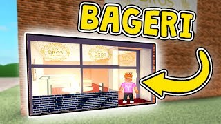 THE MANOUS BAKERY! -English Roblox: Bakery Tycoon