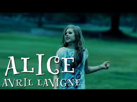 Avril Lavigne -  Alice (Underground) | Disney HD