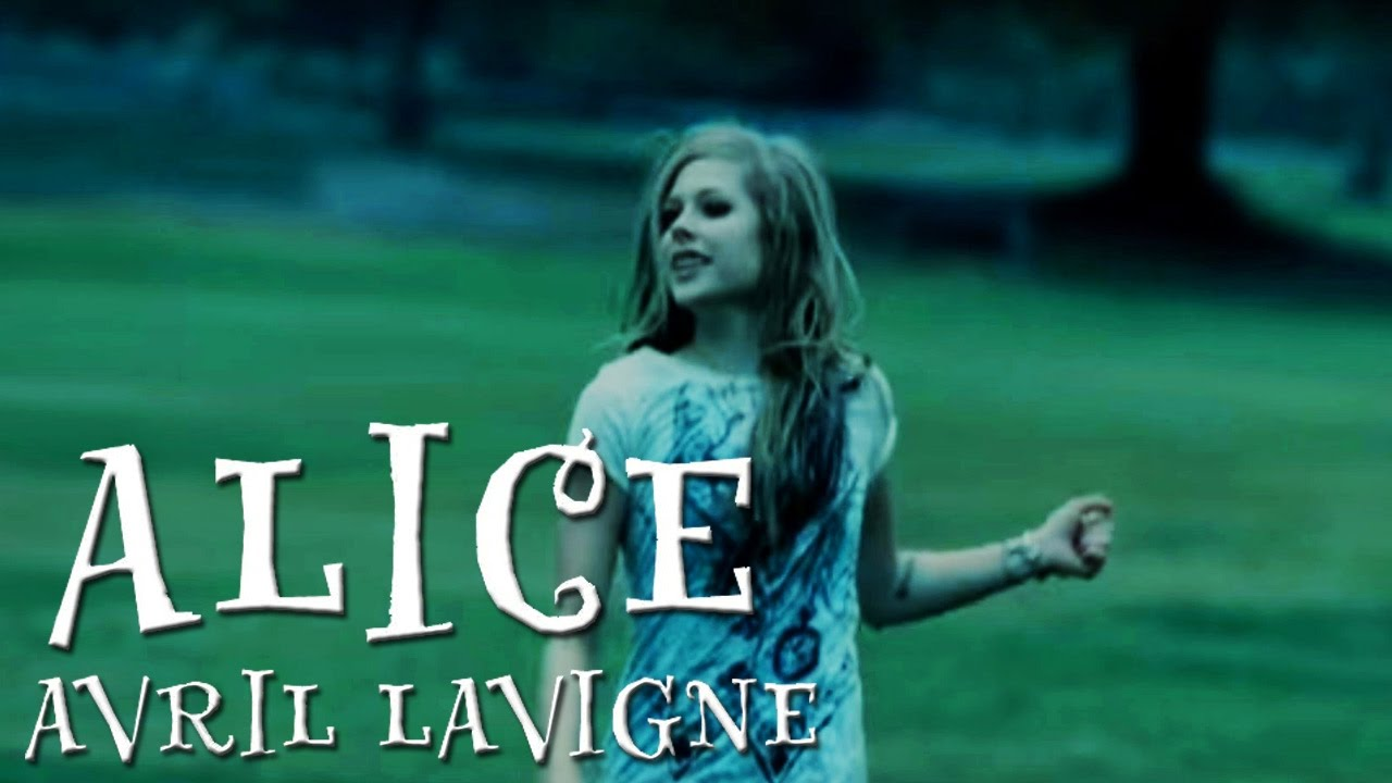 Avril Lavigne - Alice Underground (Chords)