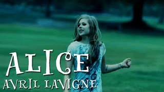 Repeat youtube video Avril Lavigne -  Alice (Underground) | Disney HD