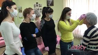 Курс микроблейдинга Beauty Lab. в Ростове