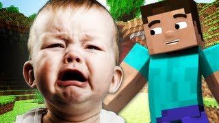 TROLLING a Little Kid in Minecraft