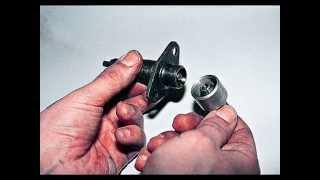 как заменить натяжитель цепи ВАЗ2106
