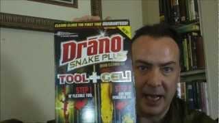 Drano Snake Plus Review