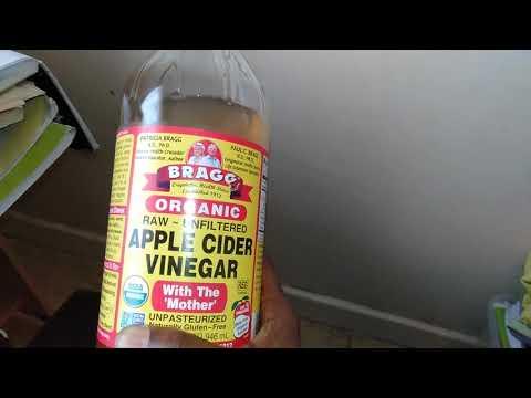 apple-cider-vinegar-parasite-cleanse