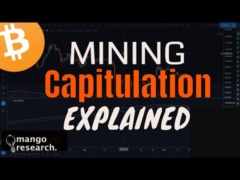 😱BTC Mining Capitulation Explained! Why Bitcoin Miners Are Shutting Down Worldwide November 2019 🏮