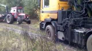 Zakopany Man F2000 Leśnictwo Goraj