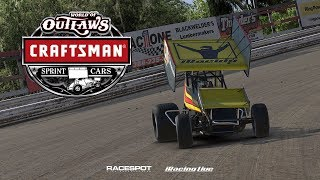 12: USA - Season Finale // World of Outlaws Sprint Car Series