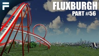 "Cities Skylines - Fluxburgh [PART 56] ""Designing the Amusement Park"""