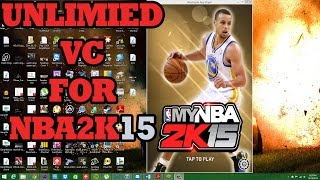 How To Get The NBA 2K15 App On PC | How to Get Unlimited Daily VC in NBA 2K15