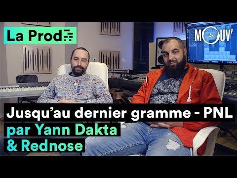 """Youtube: PNL – """"Jusqu'au dernier gramme"""": comment Yann Dakta et Rednose ont composé le hit"""