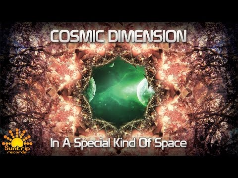 Cosmic Dimension - Telekinetic Mind