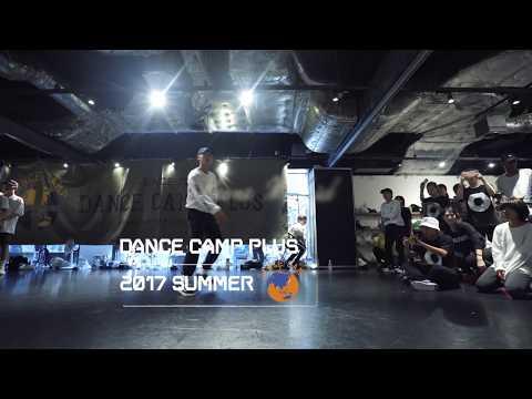 8/18(10:00) Keone Madrid -DANCE CAMP PLUS 2017 summer-