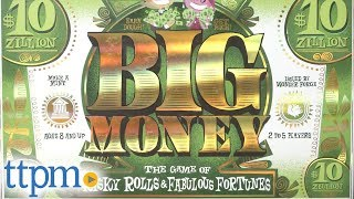 Big Money from Wonder Forge