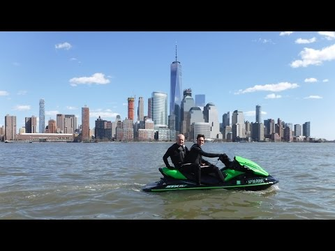 NEW YORK CITY JETSKI TOUR