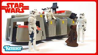 Star Wars Imperial Troop Transporter | Vintage Kenner 1979
