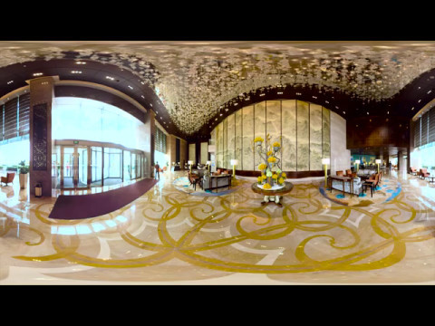 Shangri-La Qingdao Virtual Reality Experience