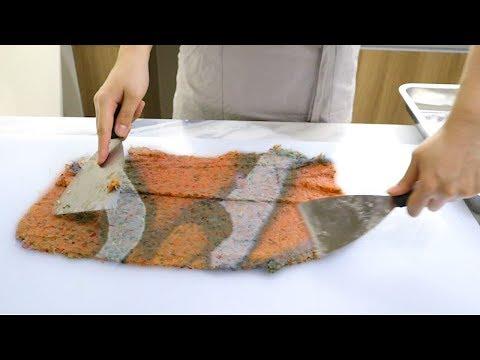 How To Make KOREA Street Food At Home - (Batfish) Fish Cake!