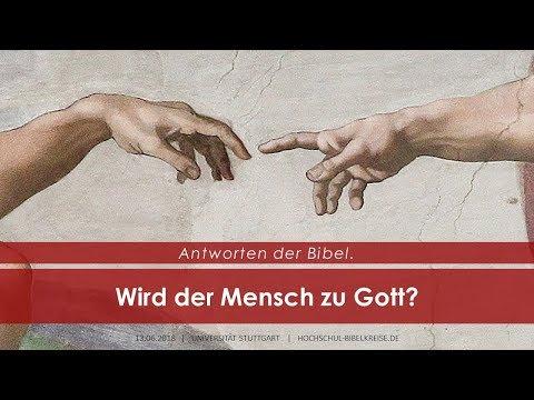 Wird der Mensch zu Gott?