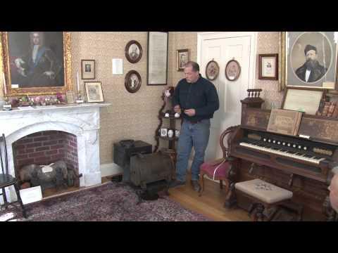 Walpole Historical Society: Antique Stove