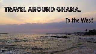 Travel around Ghana. To the West(Западная Африка. Гана. Океан, пальмы и песок. Можно смотреть это видео, и визуализировать отпуск)) Фоновая..., 2016-08-04T11:24:13.000Z)