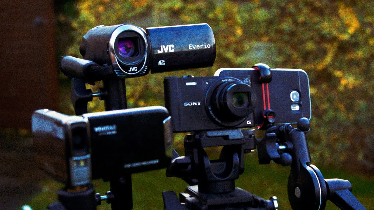 Best camera no budget movies green
